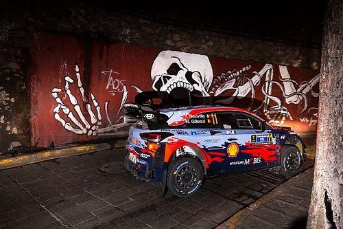 WRC Rallye Mexiko 2020 läuft: Neuville führt bei Rückkehr von Ken Block