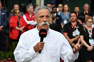 凯利代表F1向车迷致歉