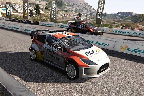 Vandoorne en Solberg in virtuele editie Race of Champions