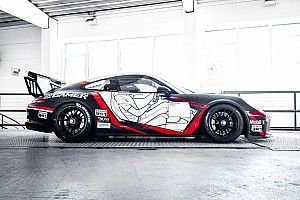 Van Buren met Cartech Motorsport in Duitse Porsche Carrera Cup