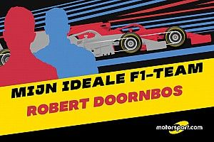 Mijn ideale F1-team: Formule 1-analist Robert Doornbos