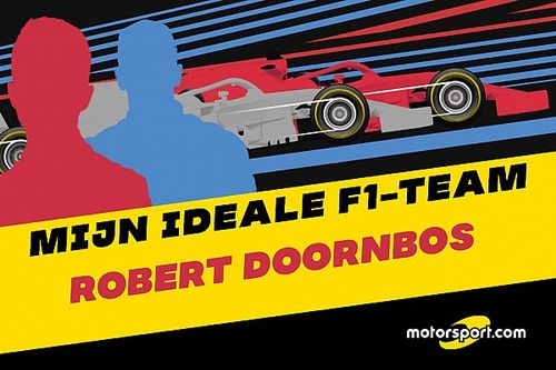 Mijn ideale F1-team: Formule 1-analist Robert Doornbos