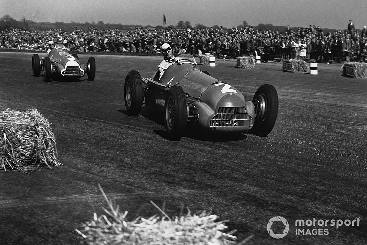 13 mei 1950: De eerste Grand Prix Formule 1