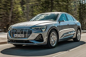 Audi e-tron Sportback, la prova della versione più snella