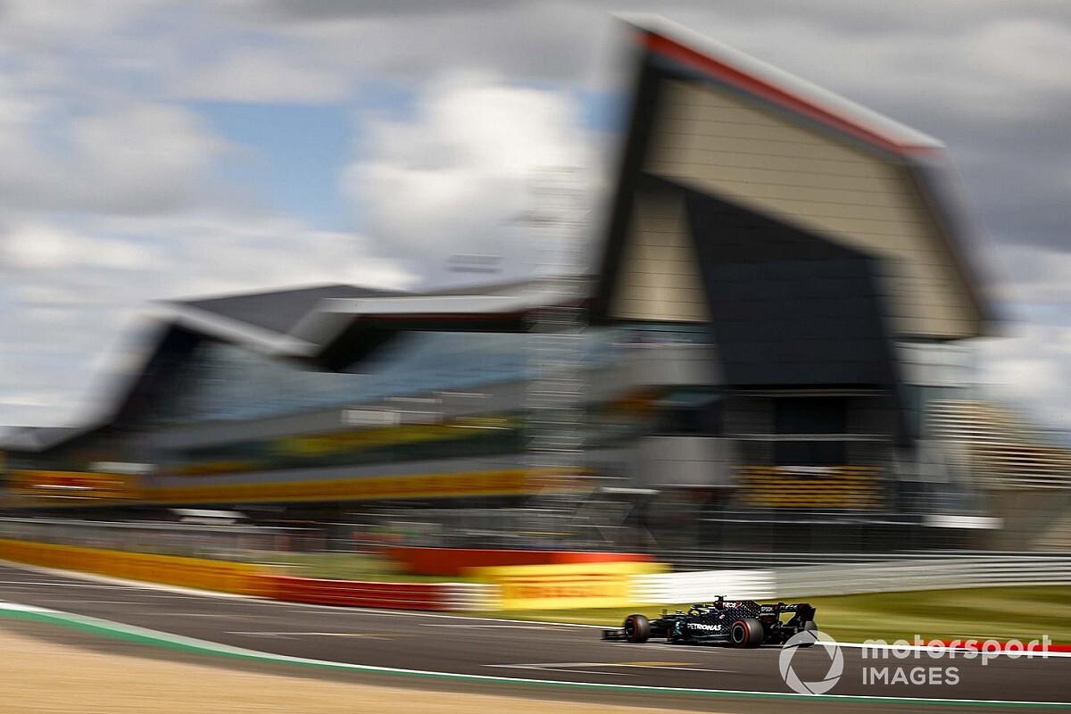 Silverstone, start düzlüğüne Hamilton'ın adını verdi!