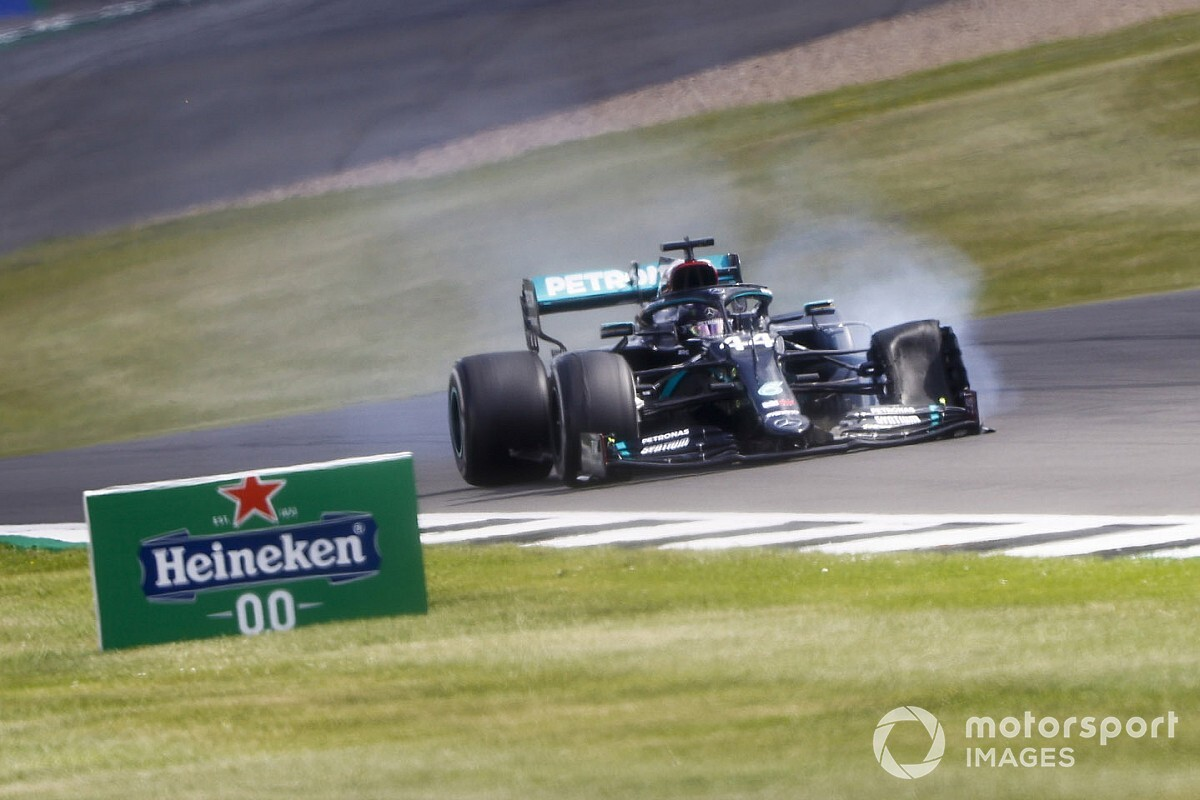 """Symonds: """"F1'de lastik dramasına gerek yok"""""""