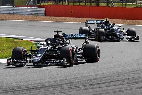 Los duelos entre compañeros en clasificación en la F1 2020