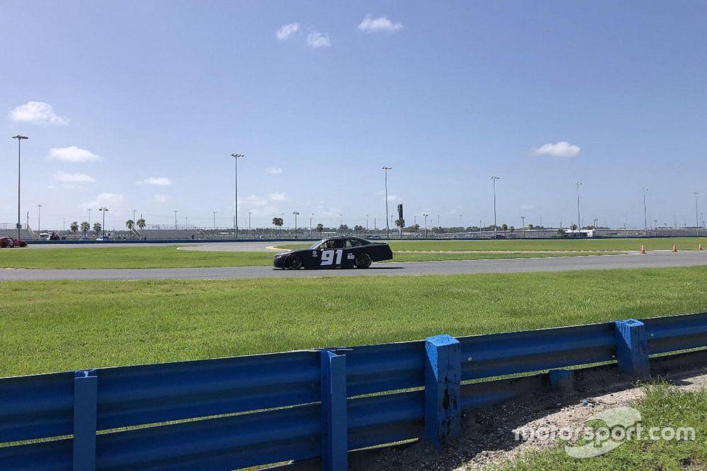 NASCAR halts Labbe SCCA test after failure to get prior approval
