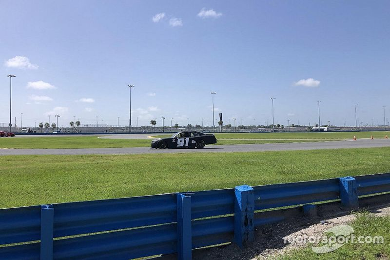 NASCAR penalizes Labbe team for violation of no-testing policy