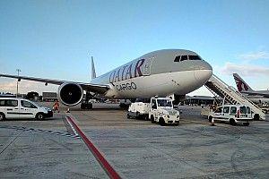 MotoGP utiliza cinco aviones para rescatar material de Qatar