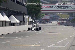 Le jeu F1 2020 dévoile un tour du circuit de Monaco