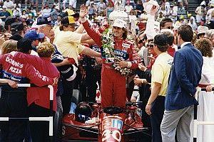 Retro: Hoe Luyendyk geschiedenis schreef in de Indianapolis 500