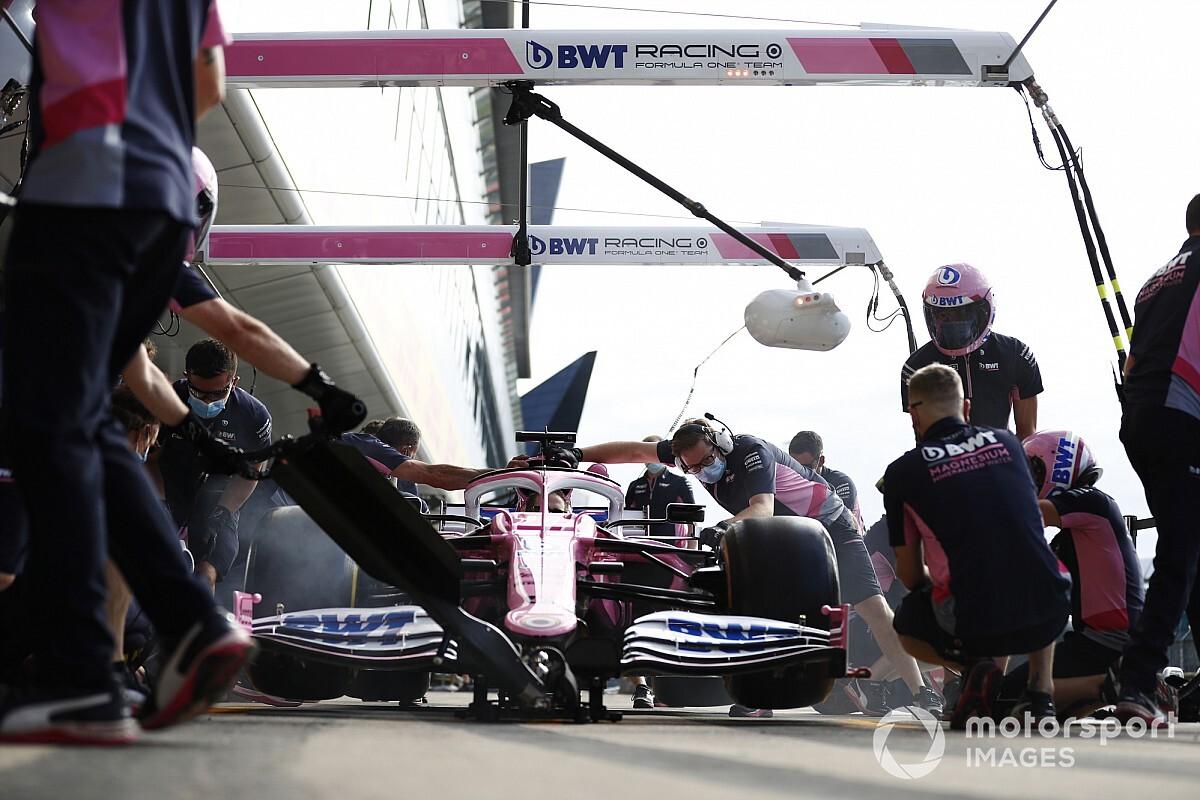 SEXTA-LIVRE: A punição da Racing Point e os destaques da sexta da F1 em Silverstone