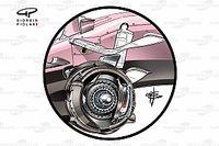 Ferrari también se mete en el 'caso Mercedes rosa'