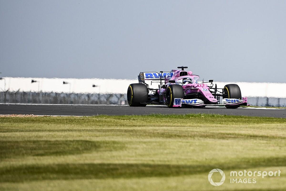 A Racing Point elmondta, miért nem Russell pótolja Perezt