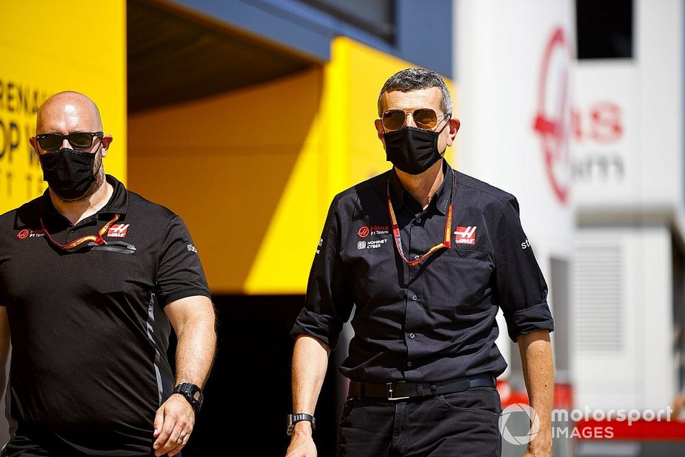 Steiner not disappointed by loss of American F1 races