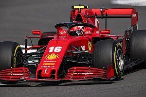 Leclerc rendkívül boldog a 4. hely miatt, de…