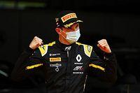 F2穆杰罗排位赛:伦德嘉德首次摘得杆位