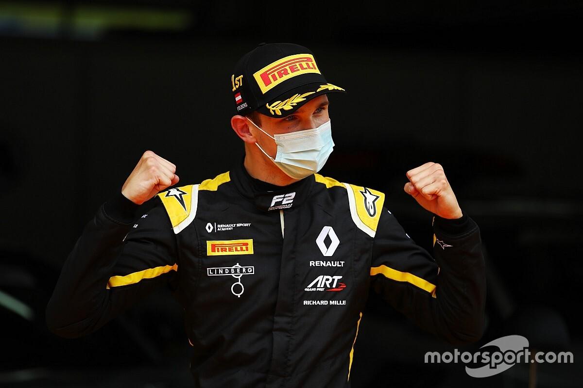 F2 2021 Kesempatan Terakhir Lundgaard untuk ke F1