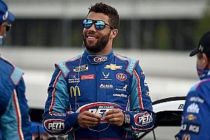 Bubba Wallace could join Gaunt Brothers after Suarez departure