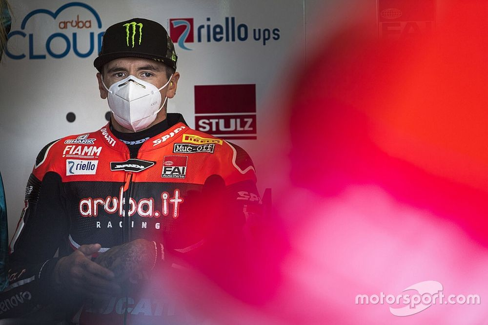 "SBK, Test Misano, Redding: ""Ducati lavora bene anche col caldo"""