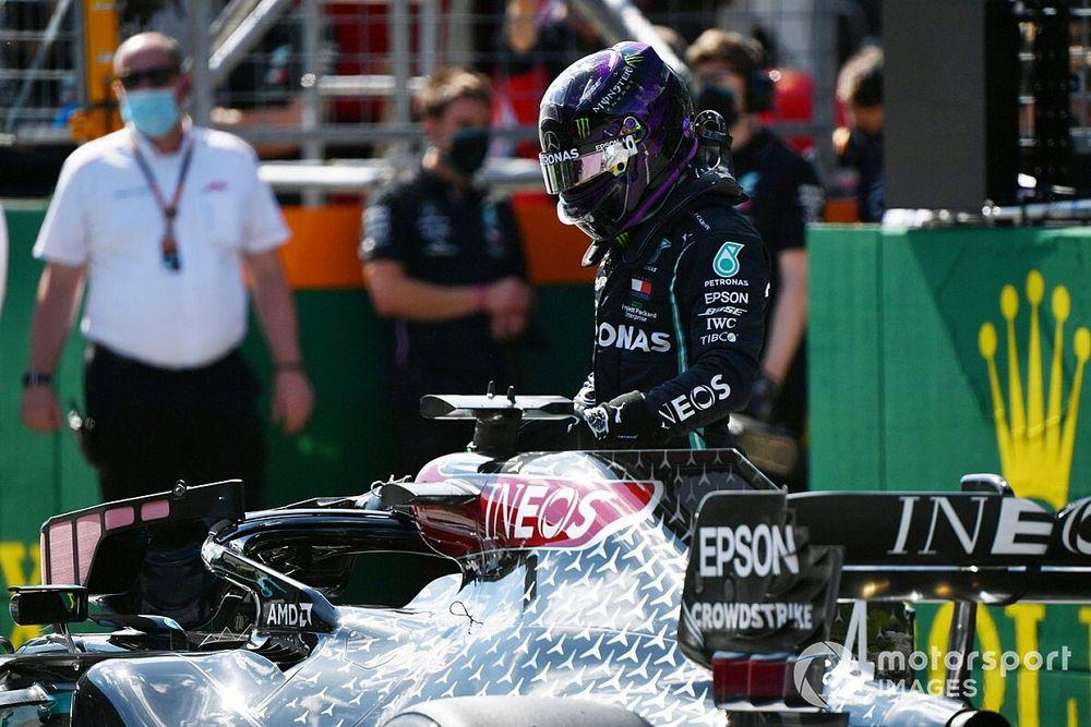 Comment Red Bull a mené les commissaires à pénaliser Hamilton
