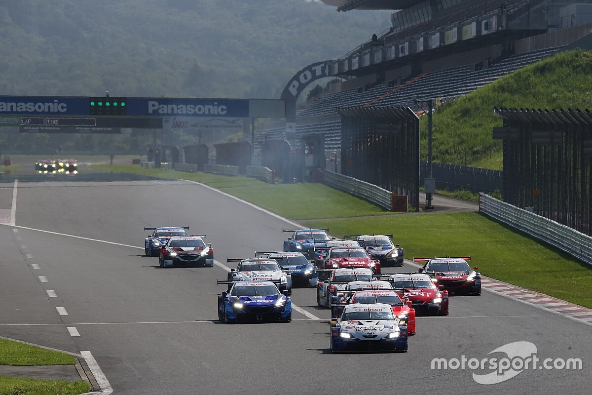 Five takeaways from the Fuji Super GT curtain-raiser