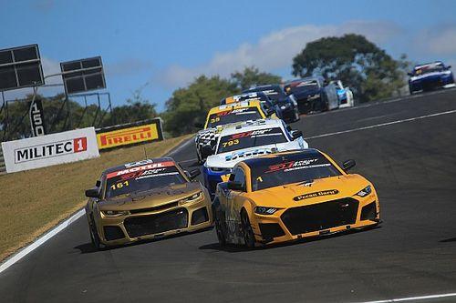 GT Sprint Race: Categoria estreia desafio Triple X em Cascavel