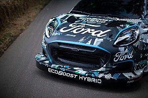 WRC: M-Sport vuole 3 Puma nel 2022. Una è per Fourmaux