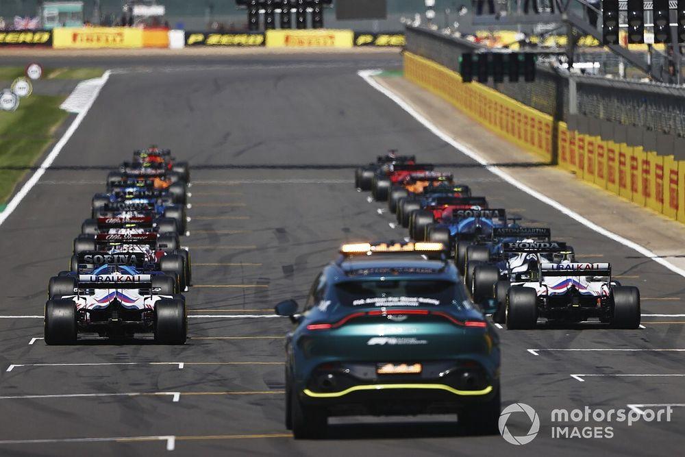 Formula 1 reveals updated 2021 calendar, drops to 22 races