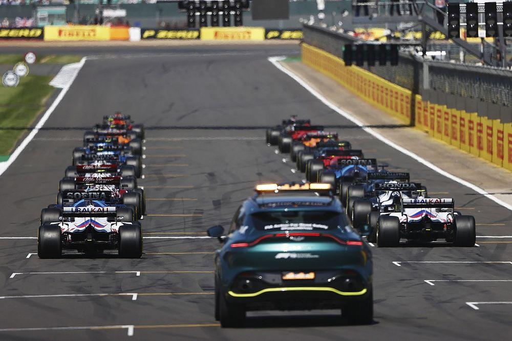 Silverstone announces July date for 2022 British Grand Prix