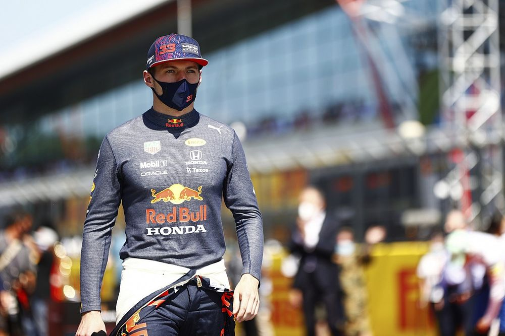 "Montoya : Verstappen doit ""être intelligent"" et garder son calme"