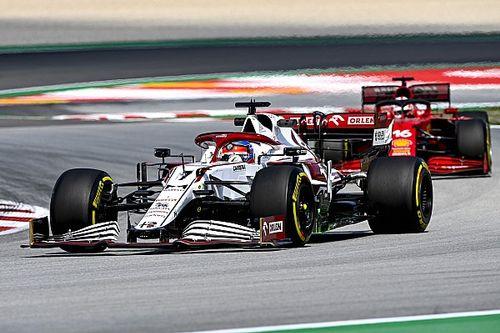Ferrari ne va plus imposer un pilote à Alfa Romeo