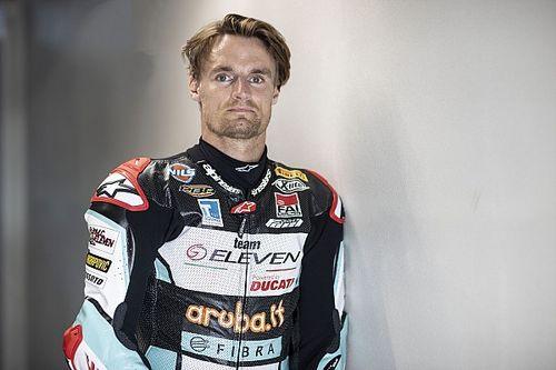 WK Superbikes-coureur Chaz Davies gaat met pensioen