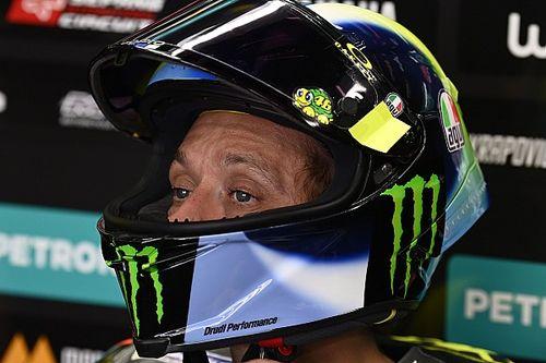 Rossi mostró, por primera vez, los latidos de su corazón en TV