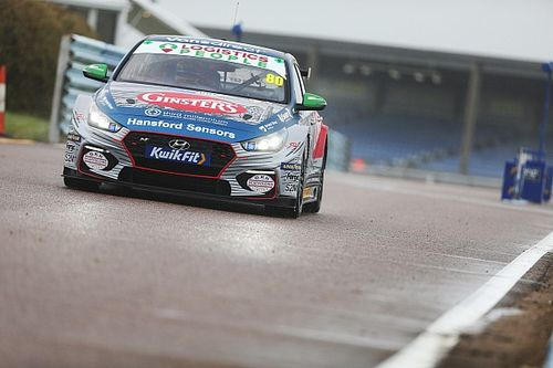 Excelr8 launches study into running Hyundai engines in BTCC for 2022