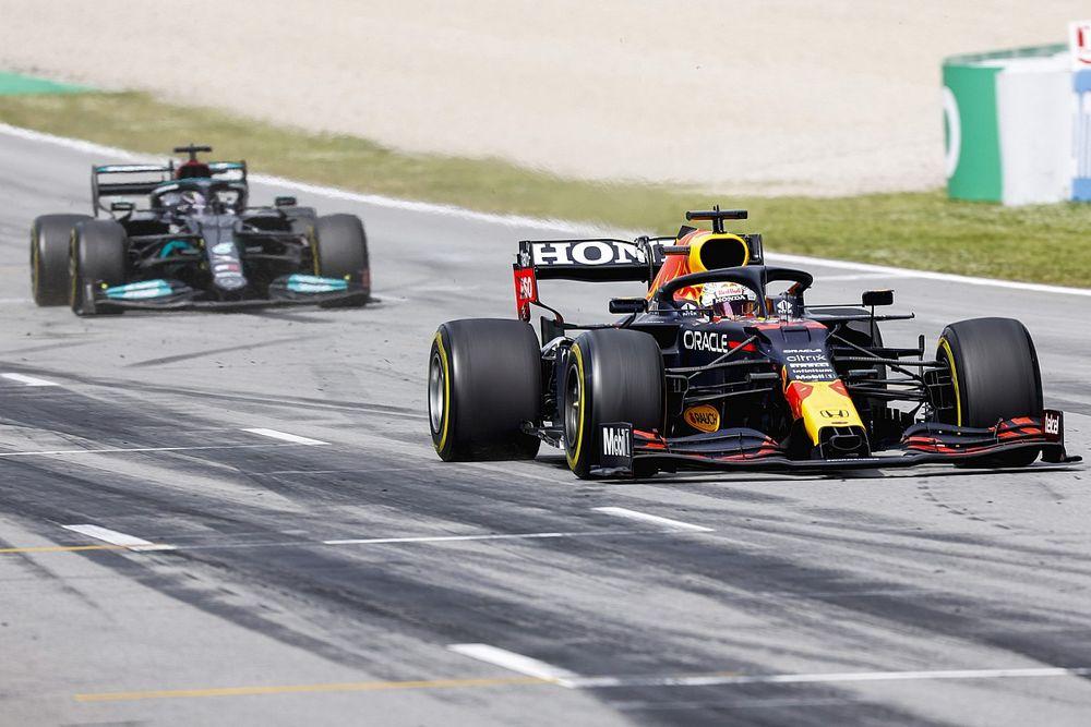 """F1: Prost vê Red Bull e Verstappen em """"melhor forma"""" do que Mercedes"""
