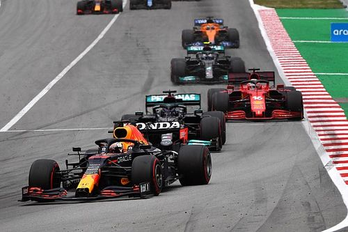 Verstappen klimt na GP Spanje naar plek twee in F1 Power Rankings