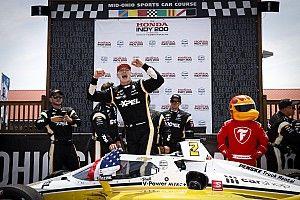 Hasil IndyCar Mid-Ohio: Newgarden Akhiri Puasa Kemenangan Penske