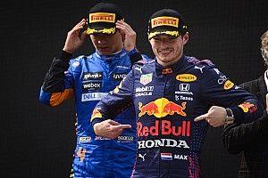 F1 Austrian Grand Prix race results: Verstappen wins from Bottas