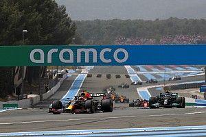 Grand Prix race results: Verstappen wins F1 French GP