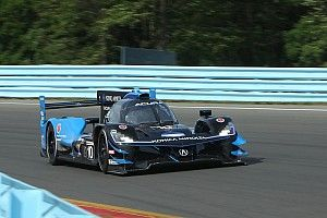 Watkins Glen IMSA: Taylor snatches pole, leads Acura 1-2