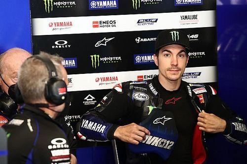 Viñales analiza dejar Yamaha al terminar la temporada