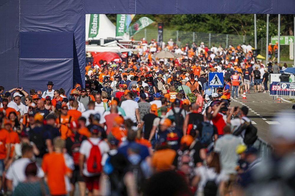"""NS zet alles op alles voor Dutch GP: """"Een enorme operatie"""""""