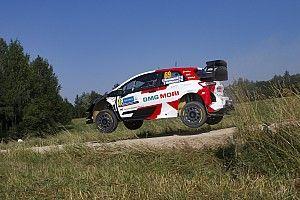 WRC, Rally Estonia, Shakedown: Rovanpera precede Tanak