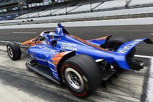 Indy 500: Ganassi and Carpenter cars top Day 2 of practice