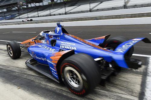 Indy 500: Ganassi y Carpenter lideran el día 2 de entrenamientos