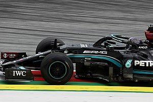 """Hamilton : Des """"progrès"""" insuffisants pour rattraper Red Bull"""