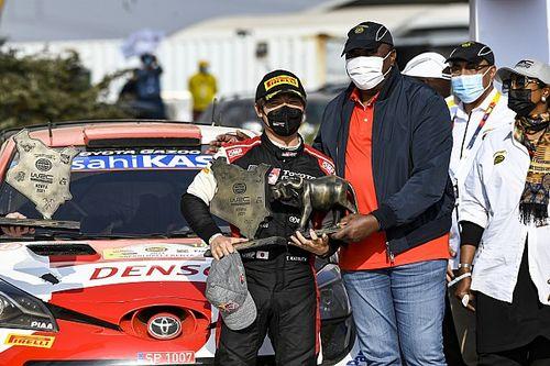 Katsuta Tidak Akan Masuk Skuad Inti Toyota pada WRC 2022