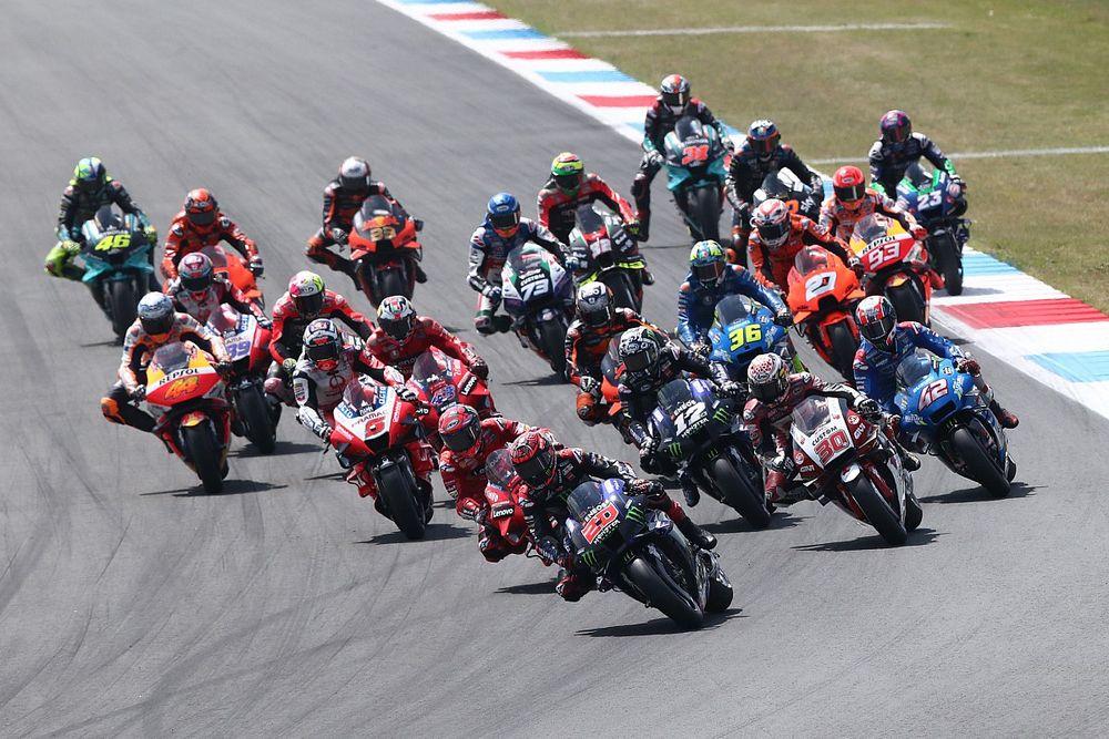 MotoGP 2022 Bersiap Lakoni Musim Terpanjang